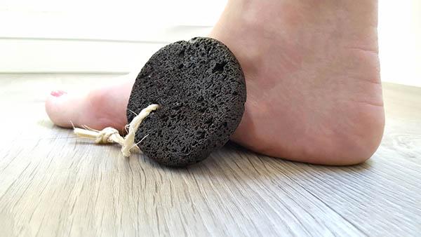 Défi #2 «t'as de beaux pieds tu sais»: à fond la gomme!