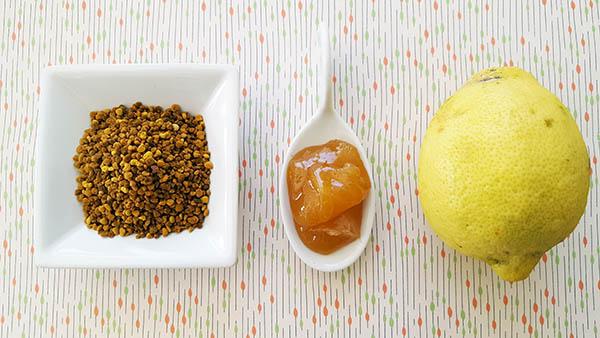 La cure naturelle pollen miel citron du Dr Kousmine est excellents pour enrayer les signes de fatigues et retrouver de l'energie