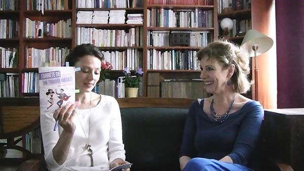 J'ai interviewé Clotilde Poivilliers, l'auteur du best seller J'arrête de me trouver nulle aux éditions Eyrolles