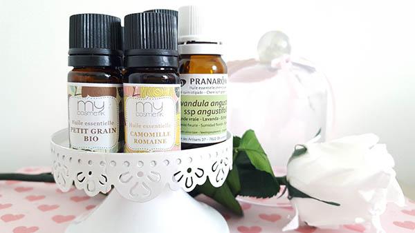Les huiles essentielles permettent de lutter efficacement et en douceur contre le stress, pour retrouver un sommeil de qualité et la sérénité au quotidien